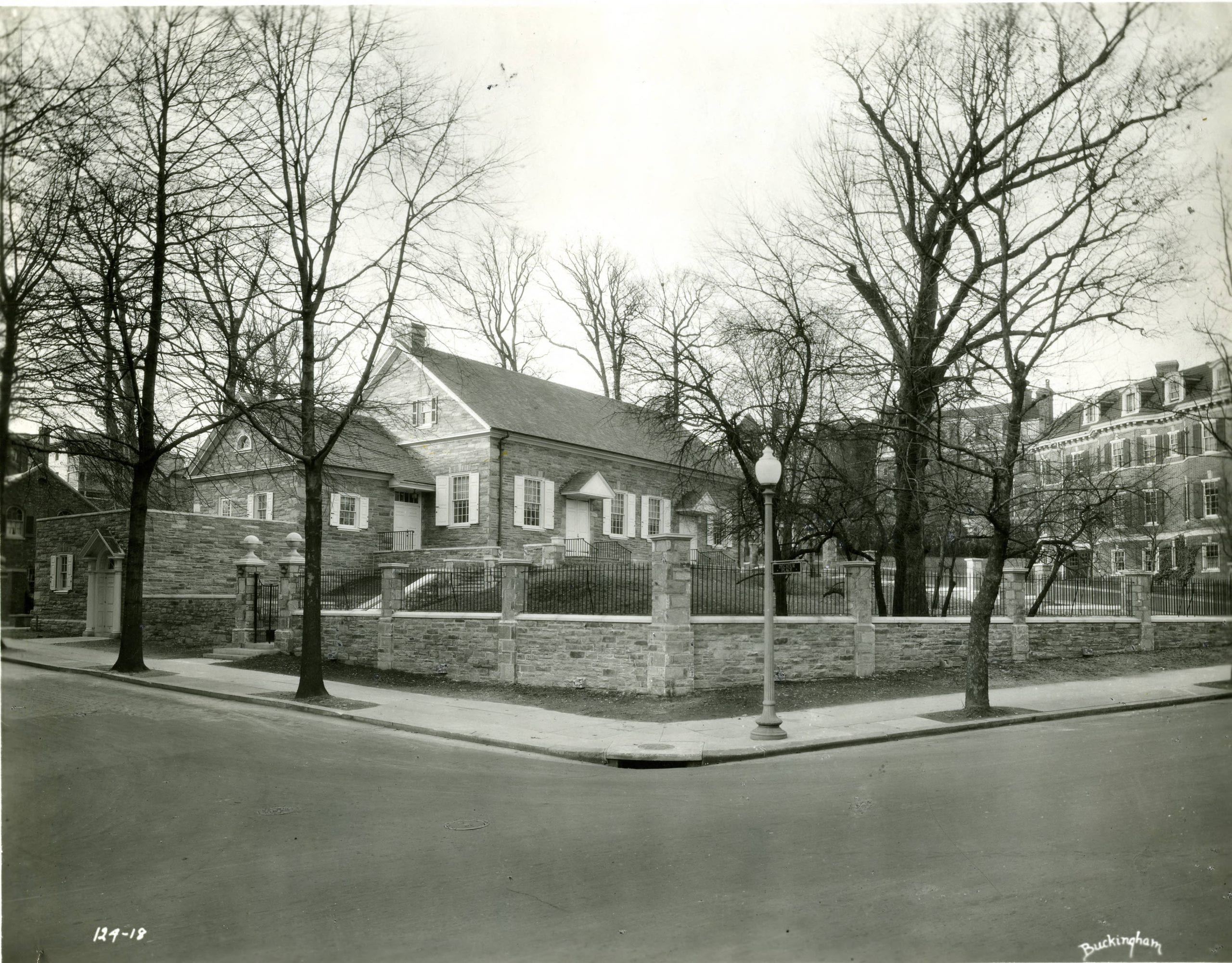 Florida Avenue Friends Meeting House (Haverford College)