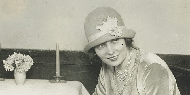 The Flapper and Her Garter Flask