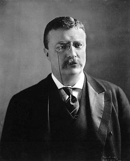 Teddy Roosevelt in 1902 (Library of Congress)
