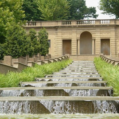 fountains at Meridian Hill Park (Wikipedia)