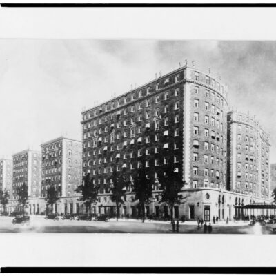 The Mayflower Hotel (Library of Congress)