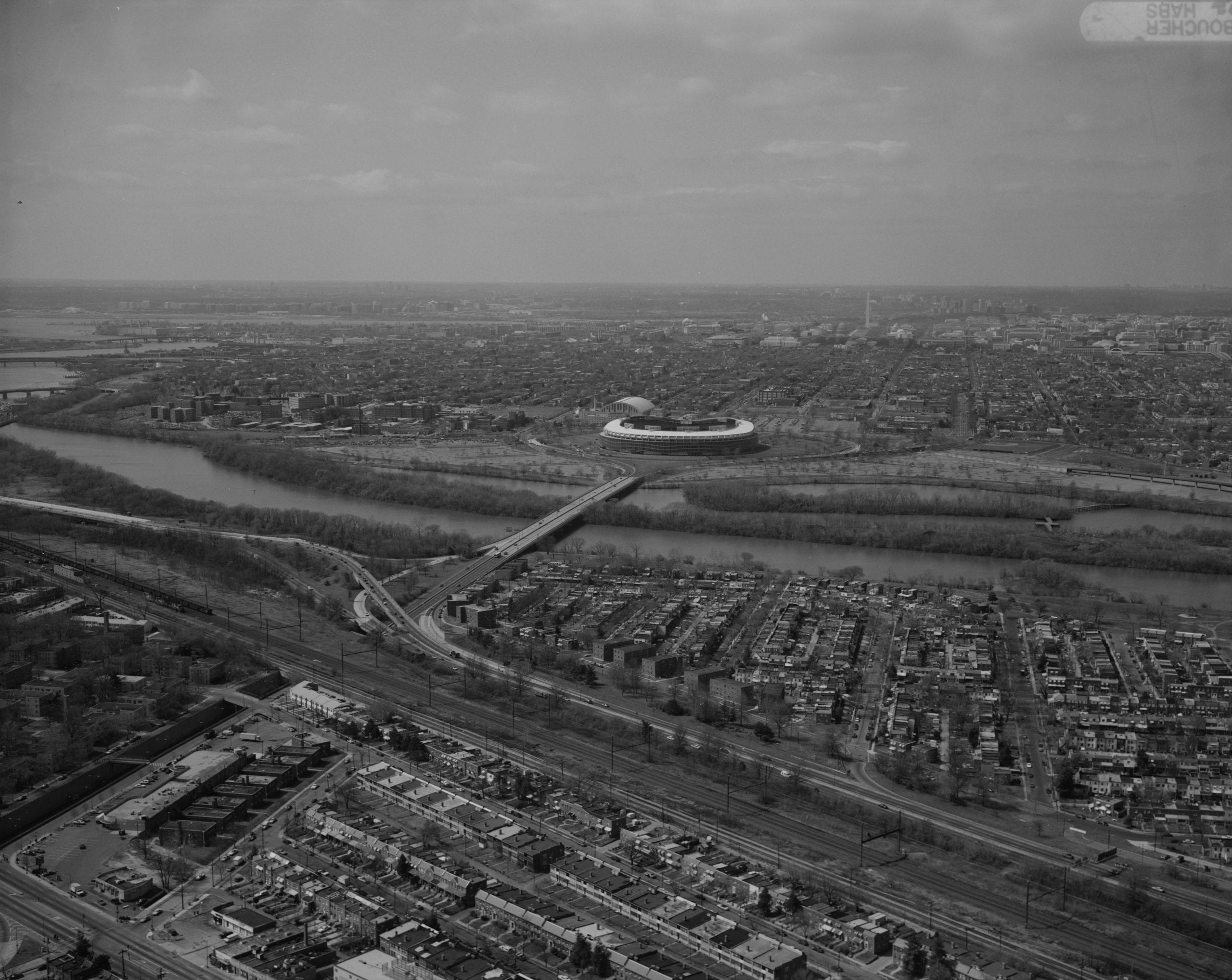 Incredible Aerial Views of D.C. From Anacostia