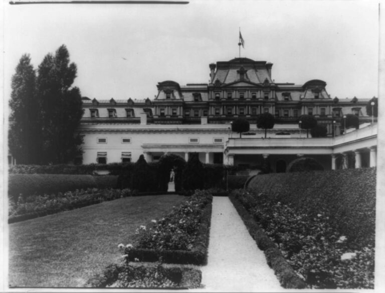 State, War and Navy Building