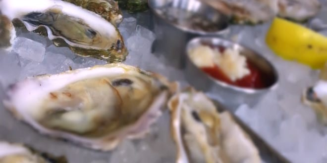 Beer or Whisky to Help Digest Oysters?
