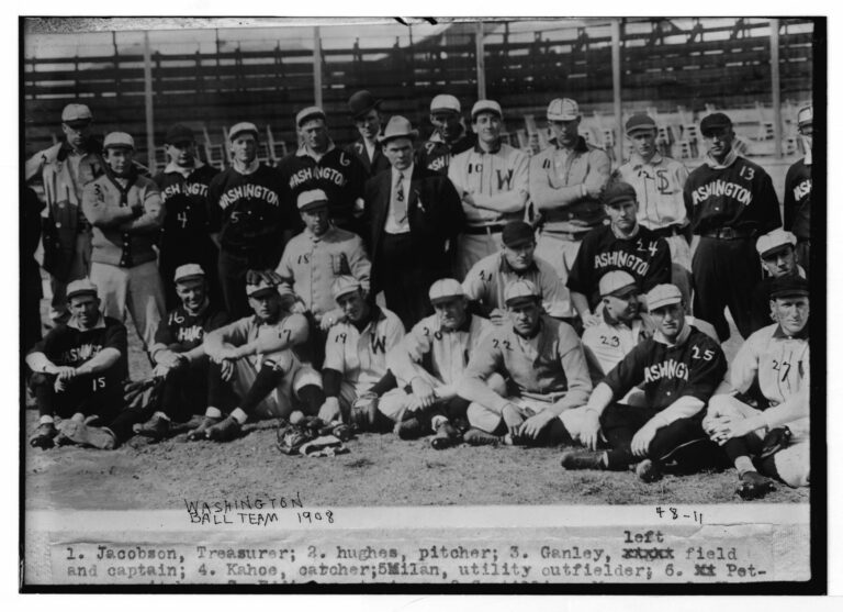 1908 Washington Senators