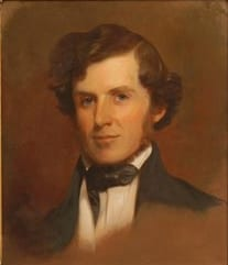 Samuel Phillips Lee Portrait by Thomas Sully 1845