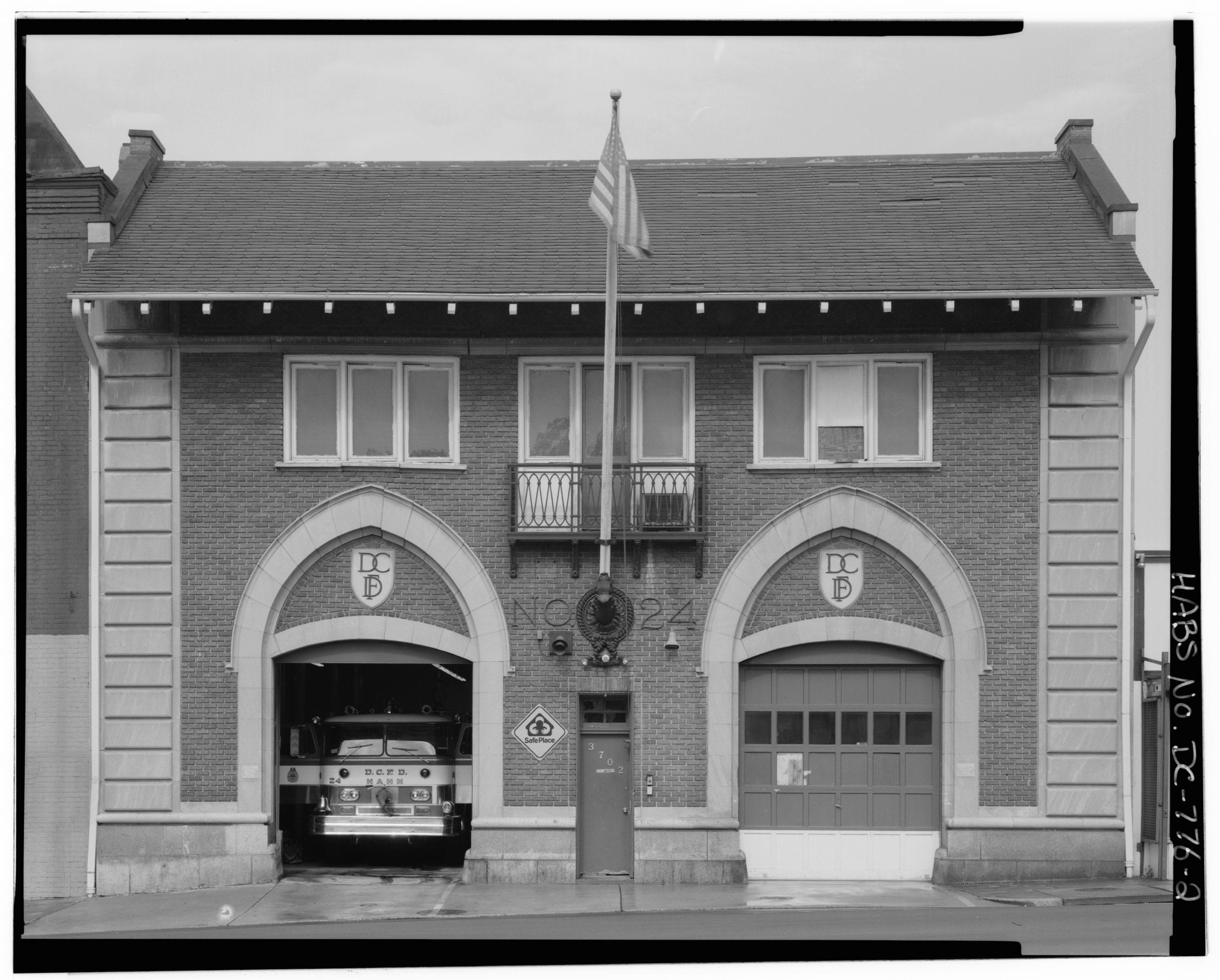 view of Engine Company No. 24