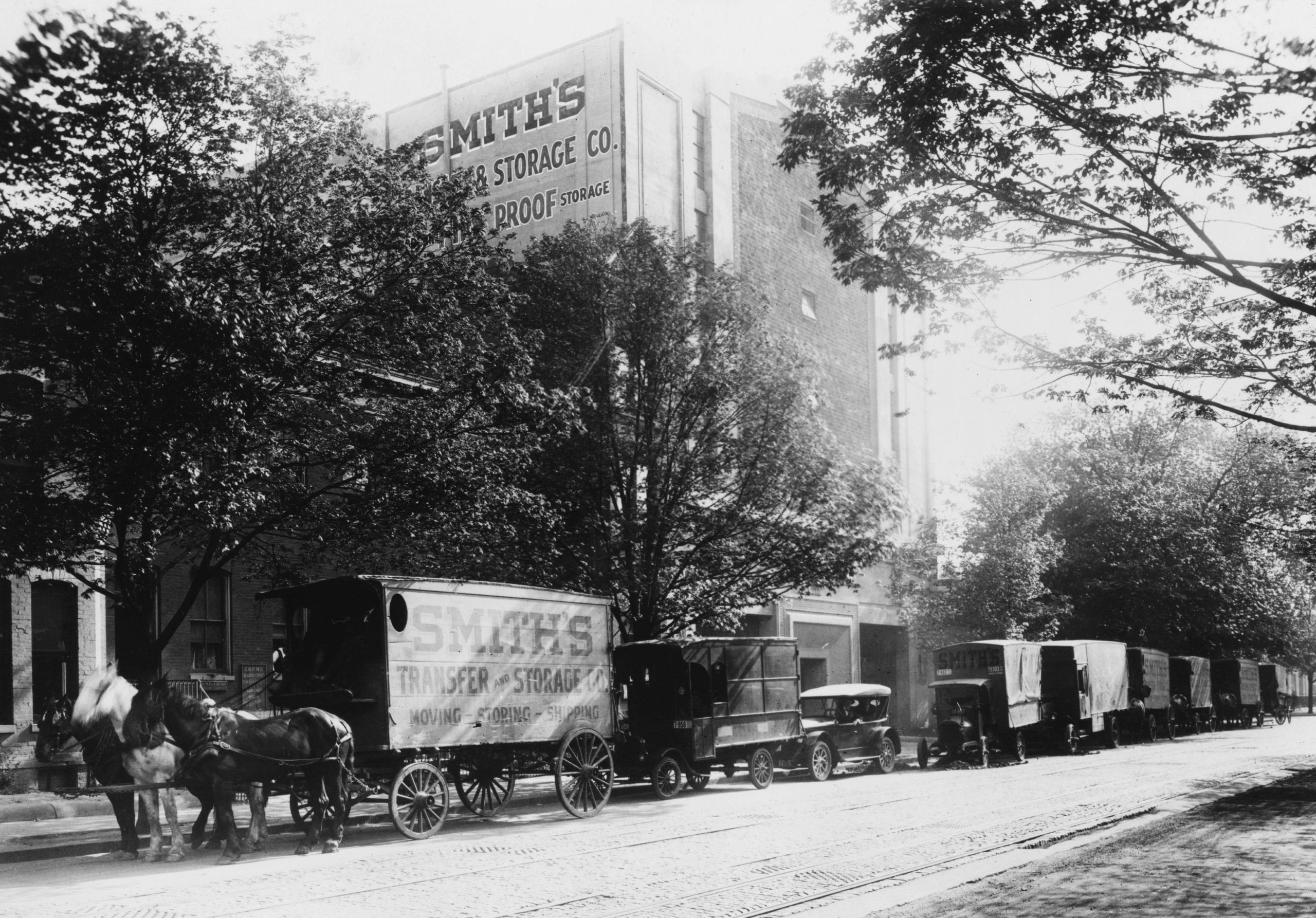 Smith Transfer and Storage Co., 13th & U Streets, N.W., Washington, D.C.