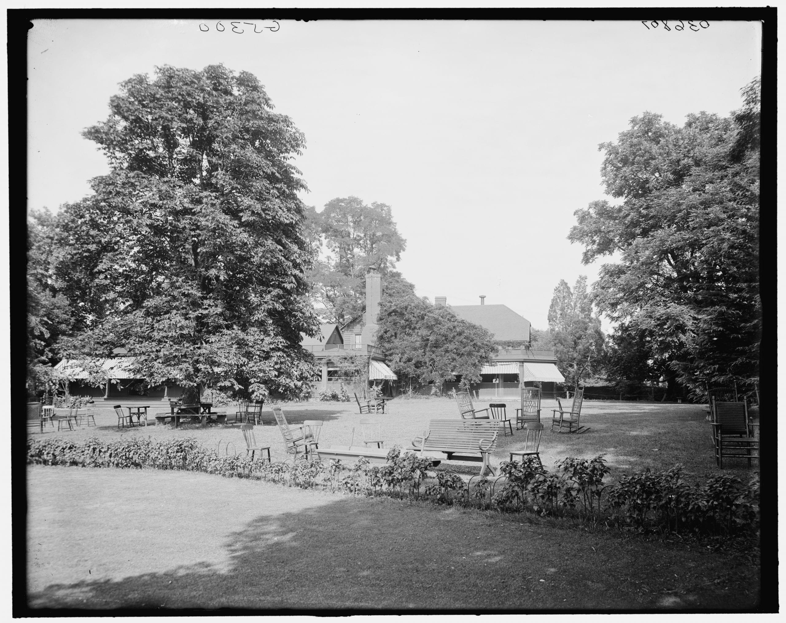 Chevy Chase Club in the 1920s