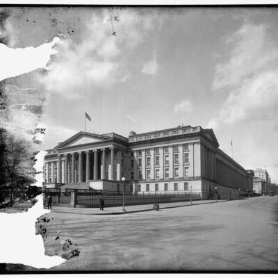 Department of Treasury (1910) - Library of Congress