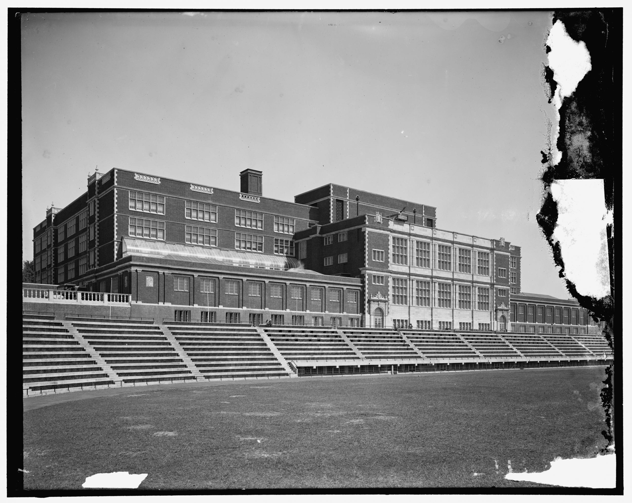 Great Old Photos of Central High School
