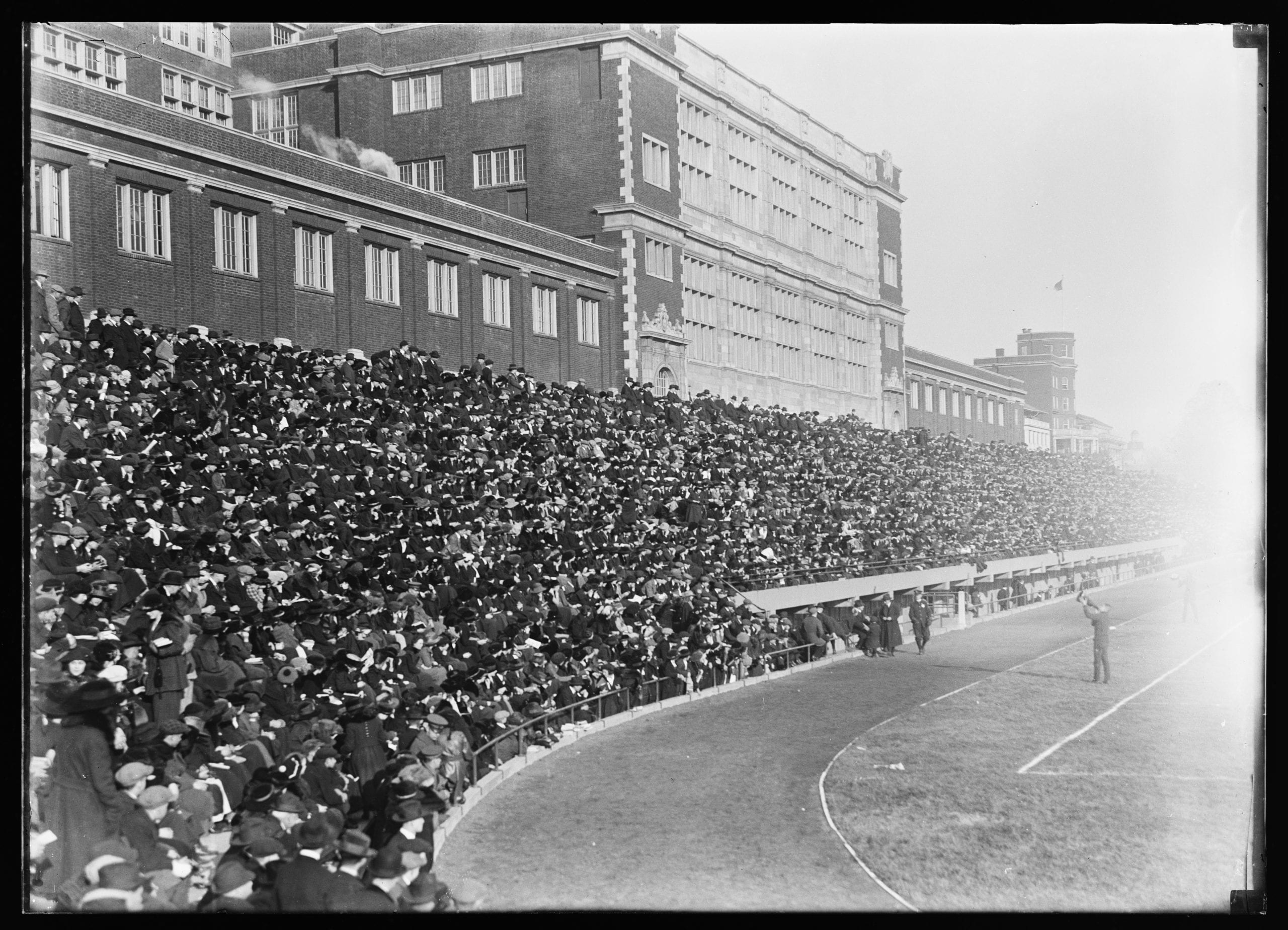 Central High School football game - May 5th, 1920