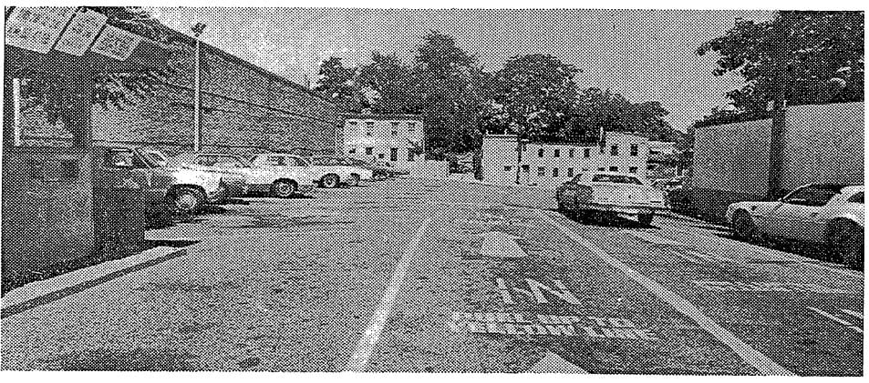 Doggett Parking at 1229 Wisconsin Ave. NW (Washington Post - 1979)