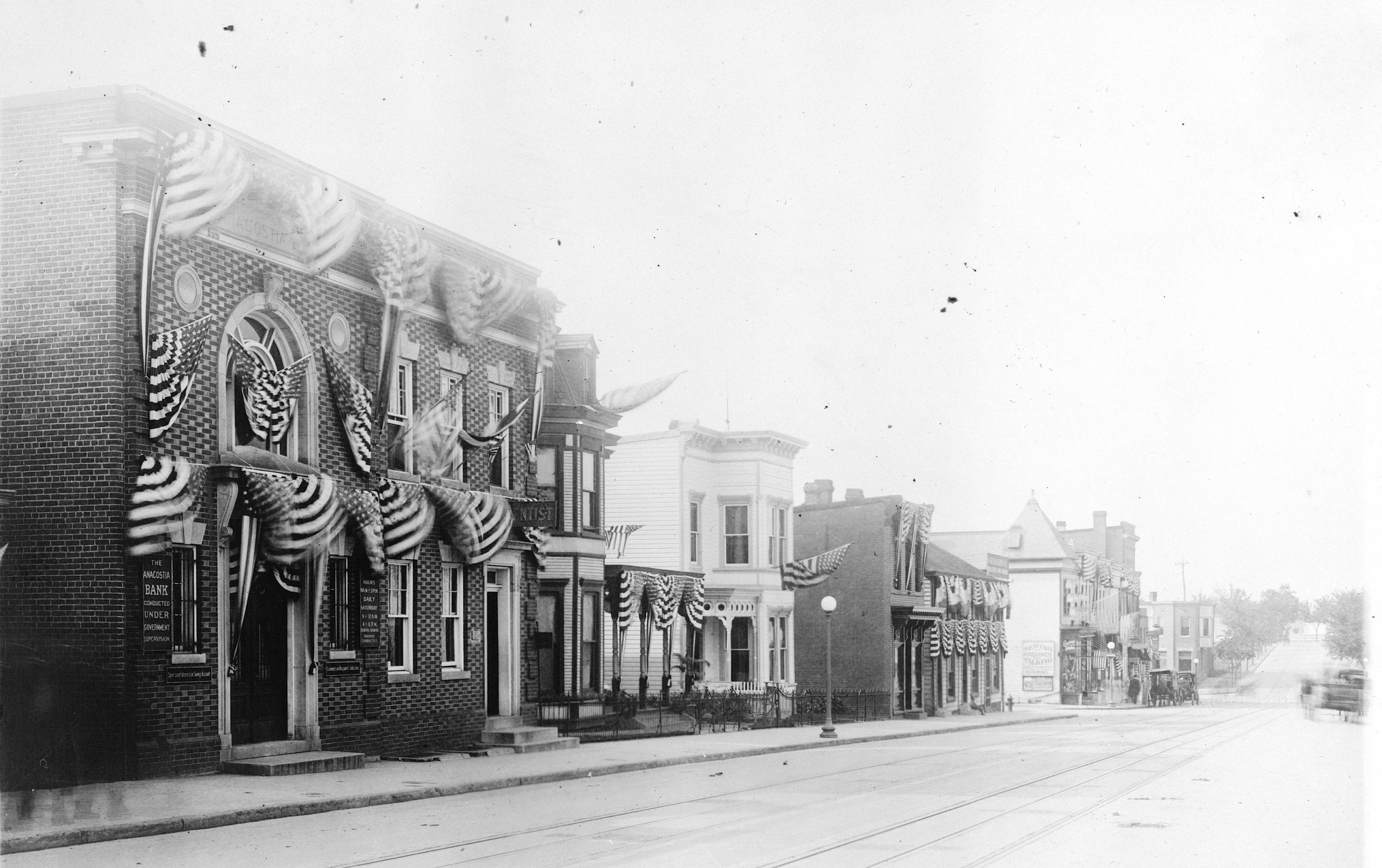 Then and Now: The Anacostia Bank