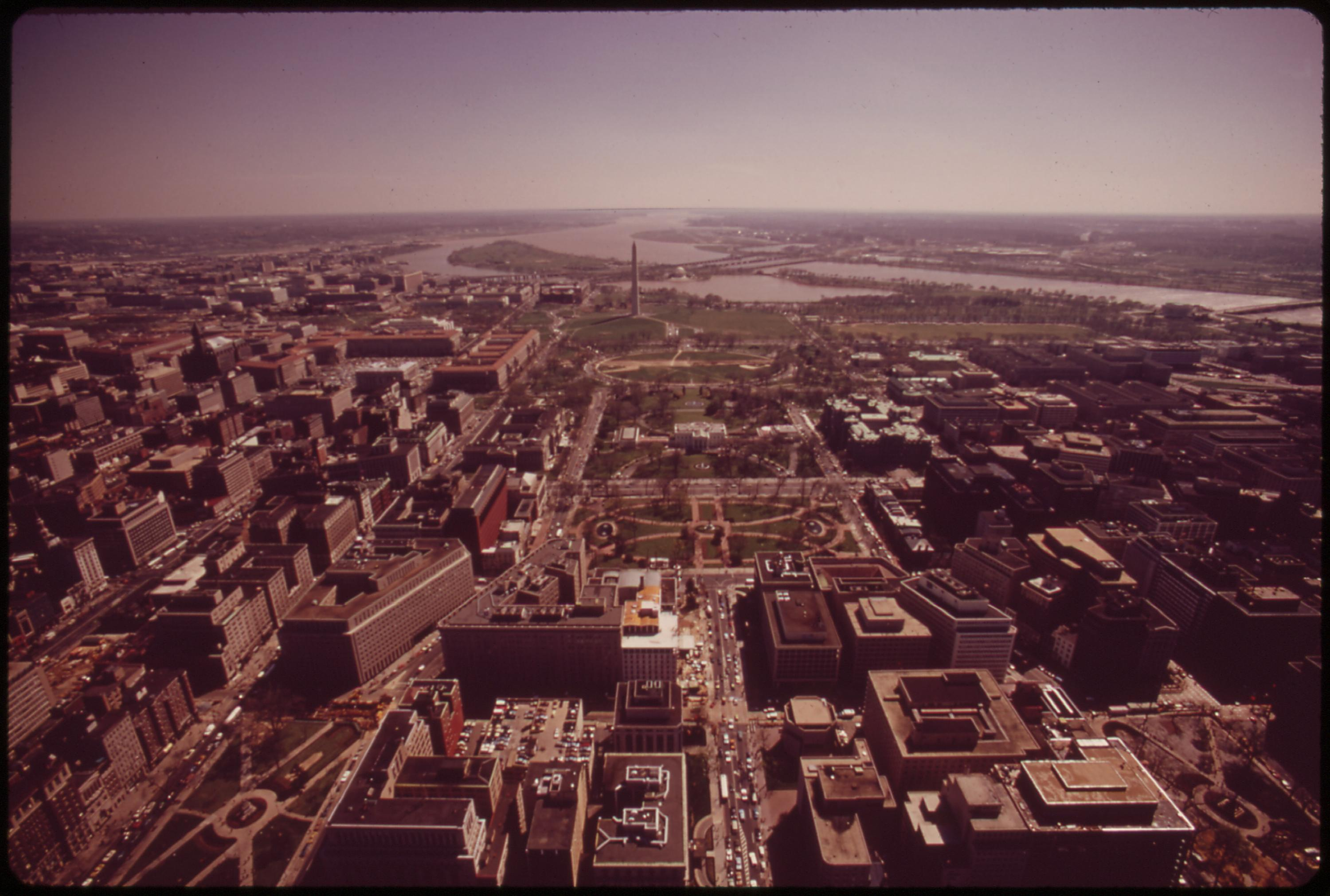 Washington, D.C. in 1973