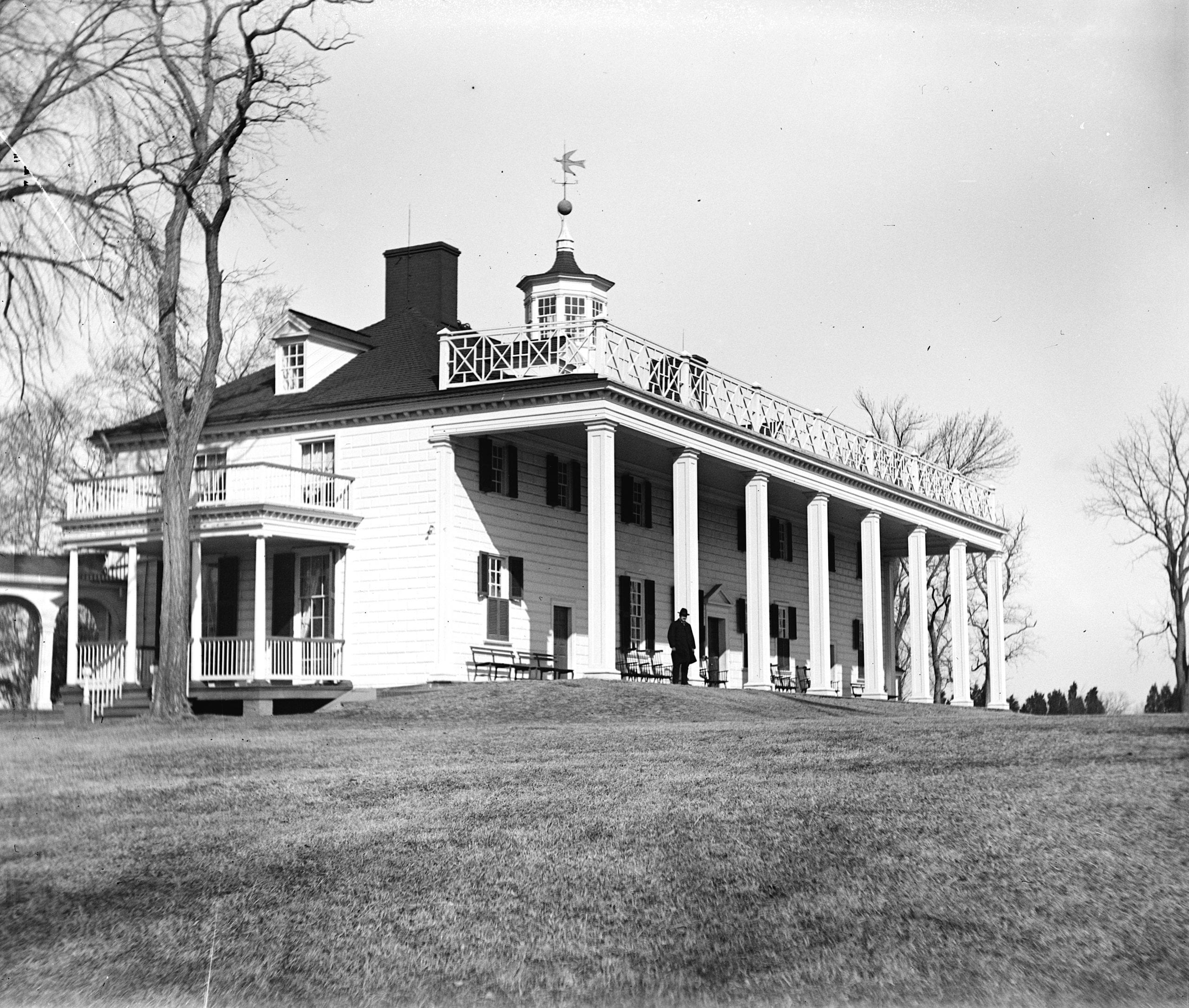 Mount Vernon in 1918