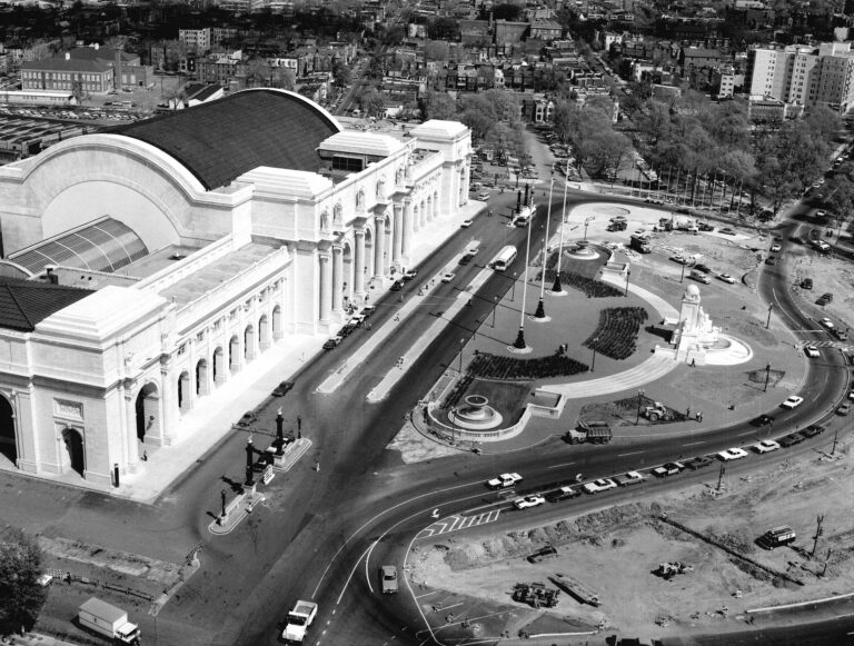 Union Station in 1977