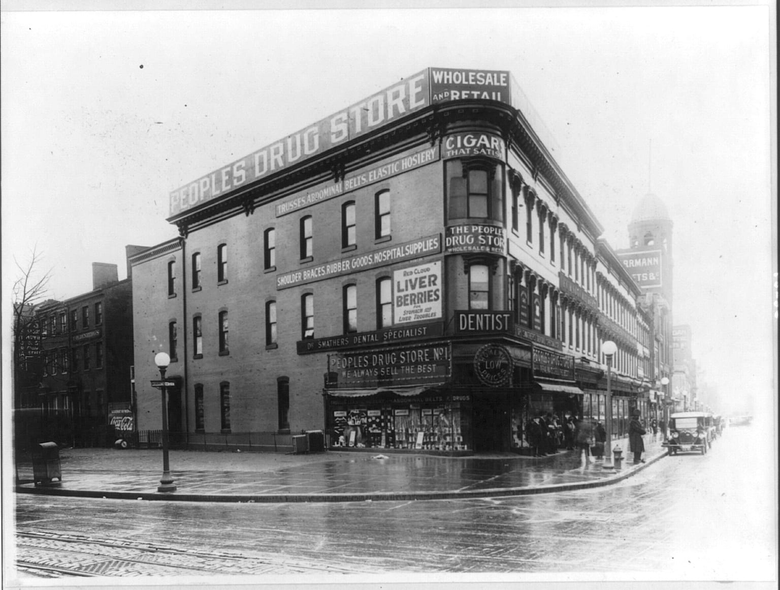 People's Drug Store No. 1, 7th and Massachusetts Ave, N.W., Washington, D.C.