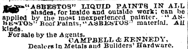 advertisement - June 12th, 1879