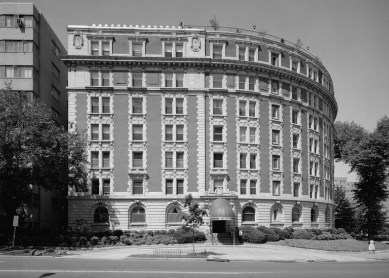 The Dresden at 2126 Connecticut Ave. NW