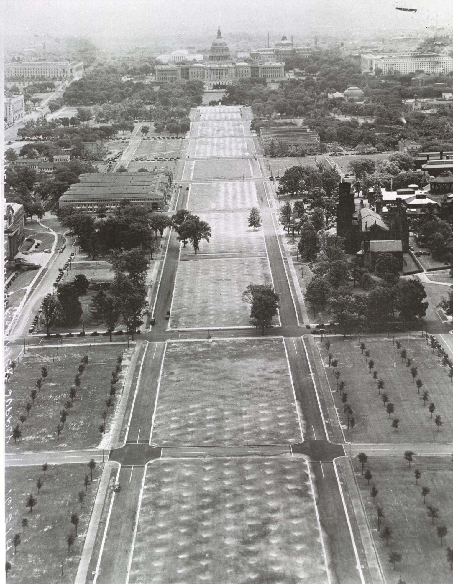 National Mall Viewed from the Washington Monument