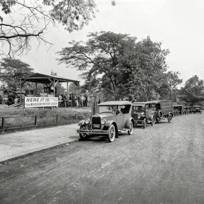 Service Station at 14th and Florida (1924)