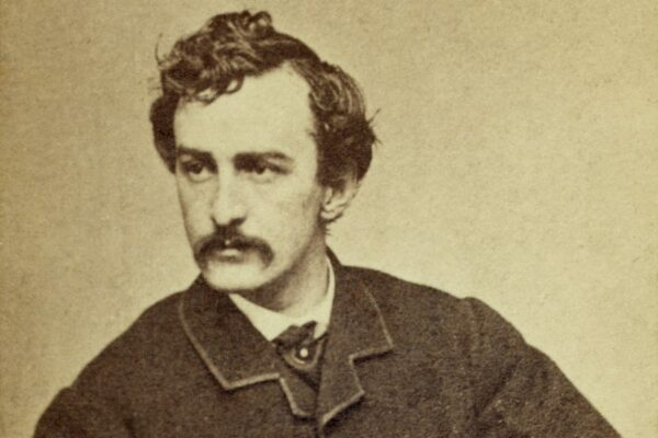 John Wilkes Booth Makes His Acting Debut at Ford's Theatre