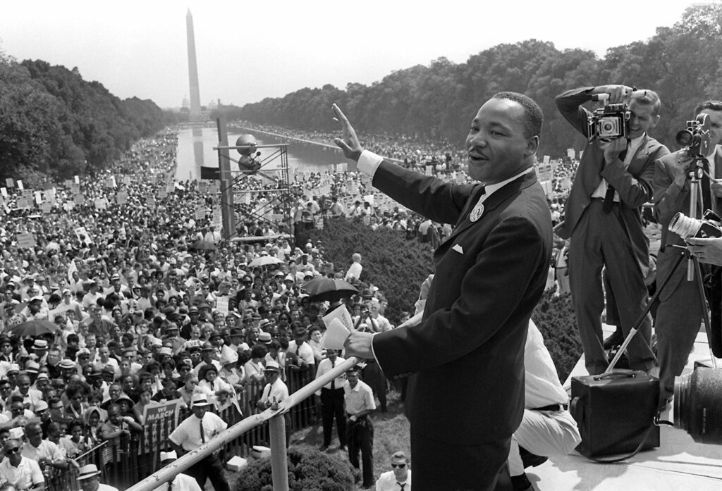 "MLK and ""I Have a Dream"""