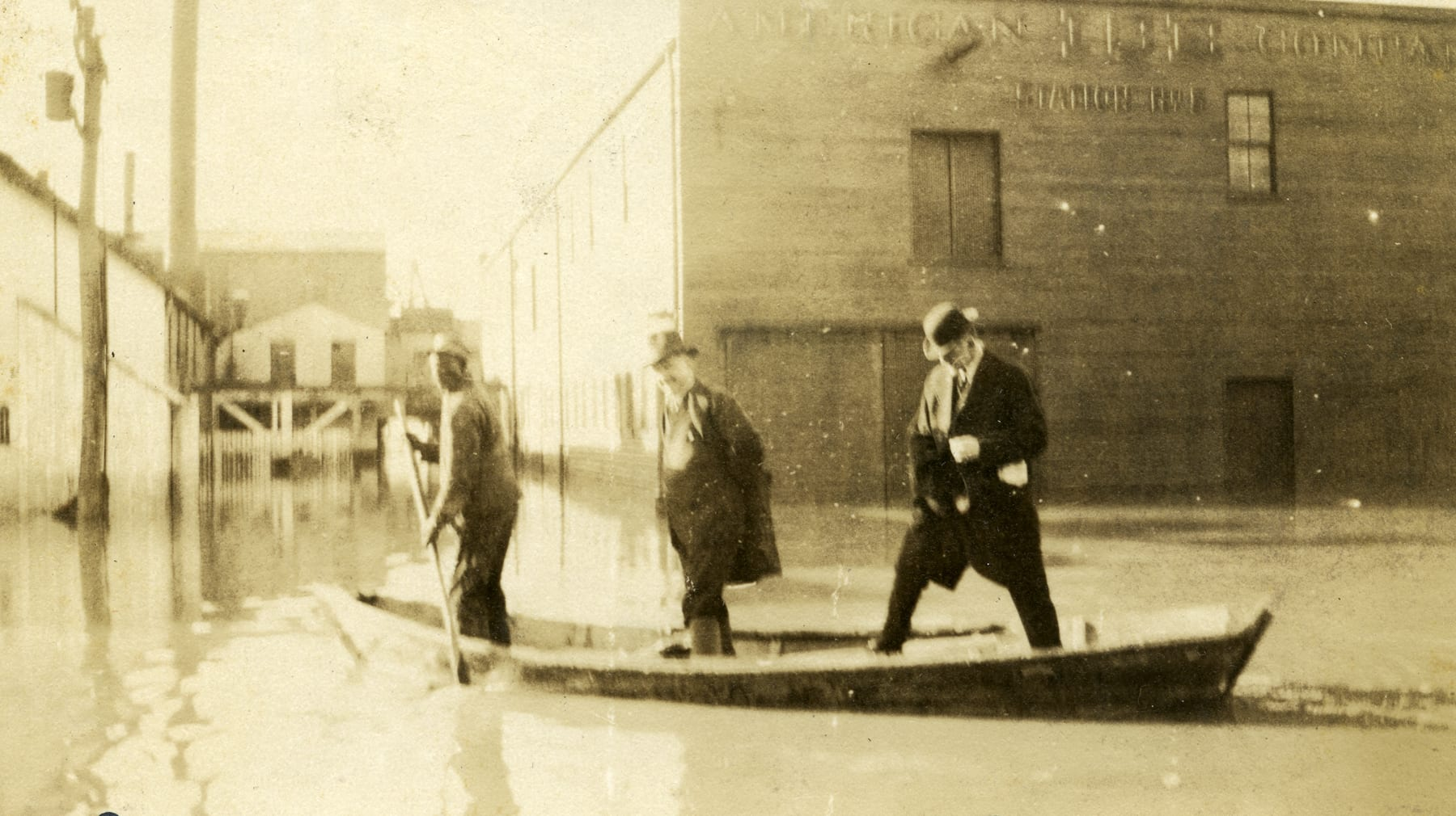 Georgetown Flood of March 1918