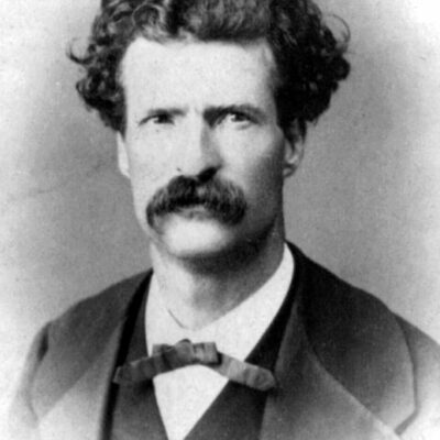 "Mark Twain's Tale of ""The Man Who Stopped At Gadsby's"""