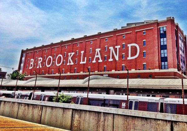 Brookland Waits for the Metro