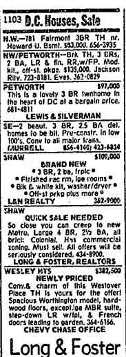1988 real estate advertisement