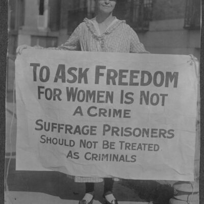 Freedom For Women Is Not A Crime