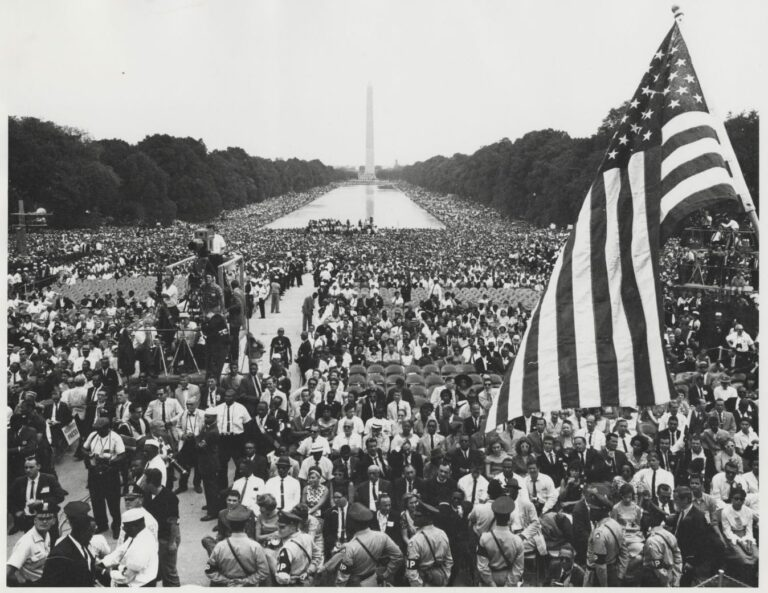 March on Washington for Jobs and Freedom (August 28th, 1963)