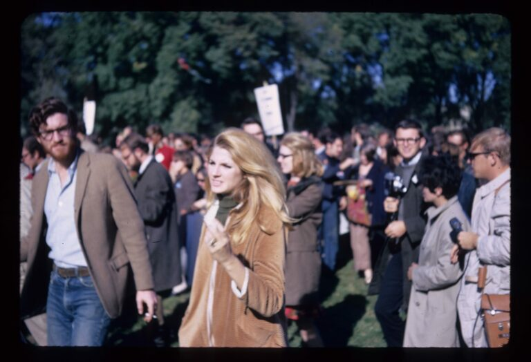 March on Washington against the war in Vietnam (21-22 October, 1967)