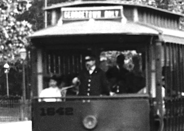 Georgetown only streetcar