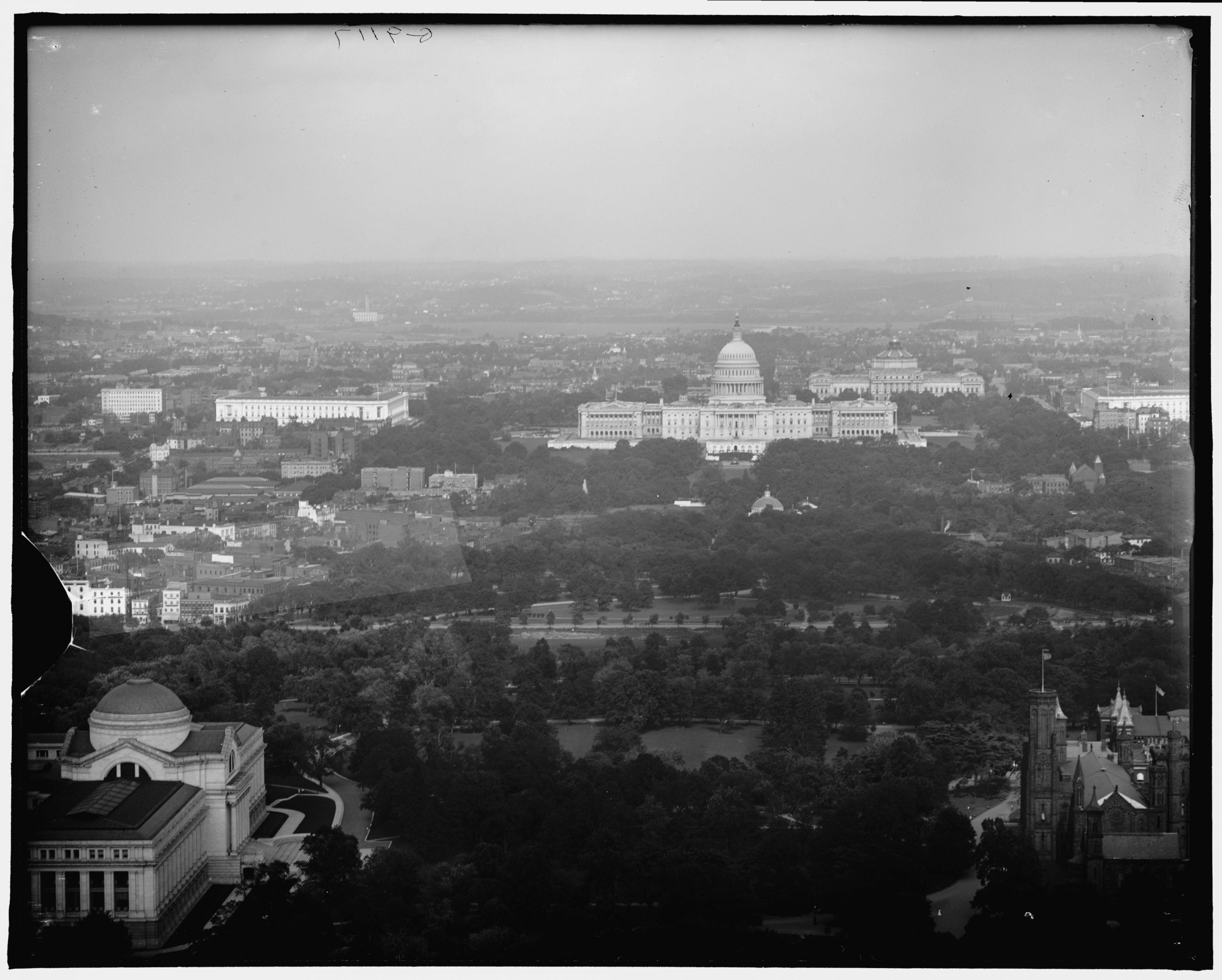 The Capitol from the Monument
