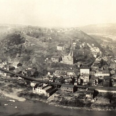 1914 Automobile Directions to Harpers Ferry
