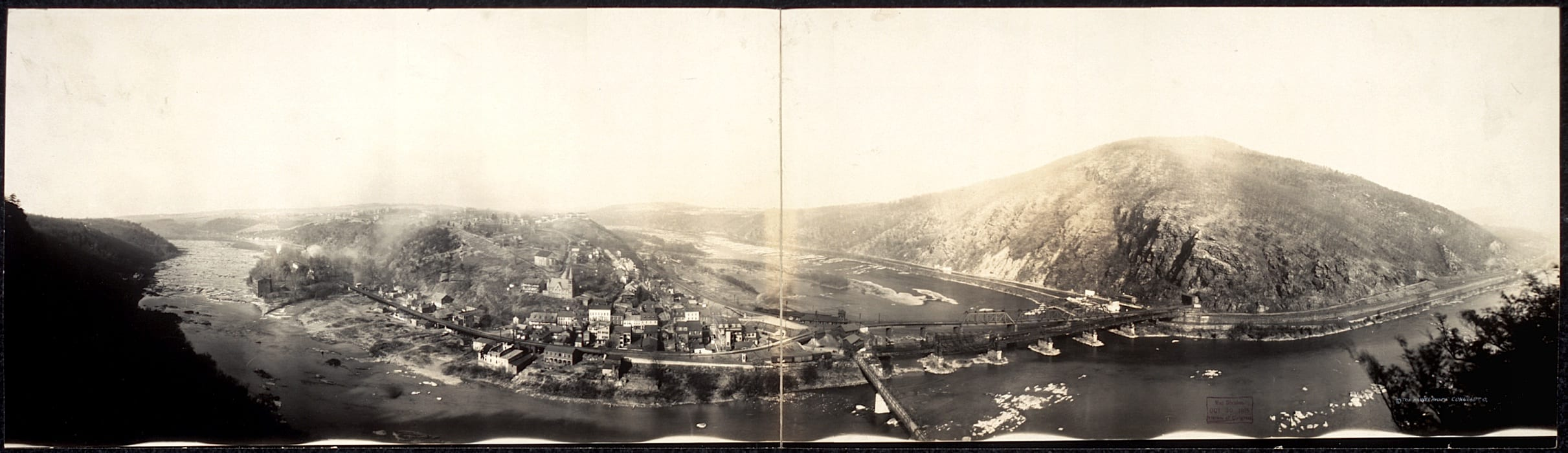 Harpers Ferry in 1915