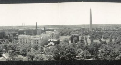 Fantastic 1915 Panorama of the City