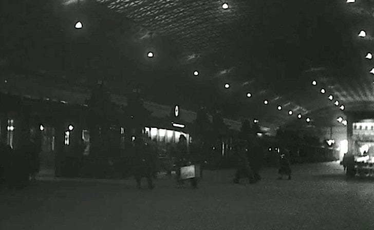 Film Footage of Union Station in 1939