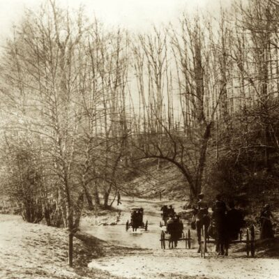 1890s stroll through Rock Creek Park