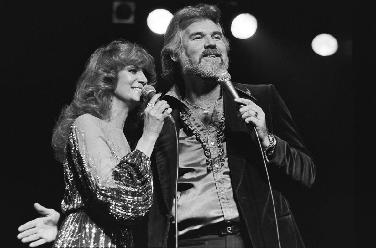 Kenny Rogers Live at the Capital Centre the Day Iran Fell