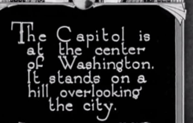 Ford Motor Company's 1922 Educational Film About Washington, D.C.