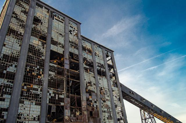 The breaker. (Photos by Pablo Maurer/DCist)