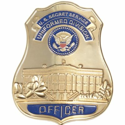 USSS badge