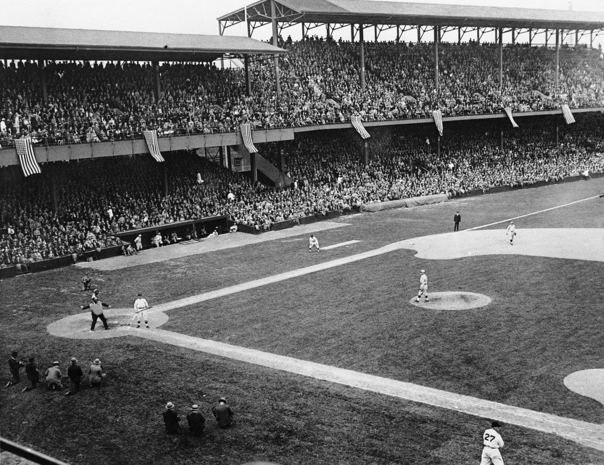 Where Was Griffith Stadium in Washington?