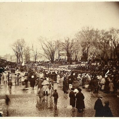 Lincoln's second inauguration