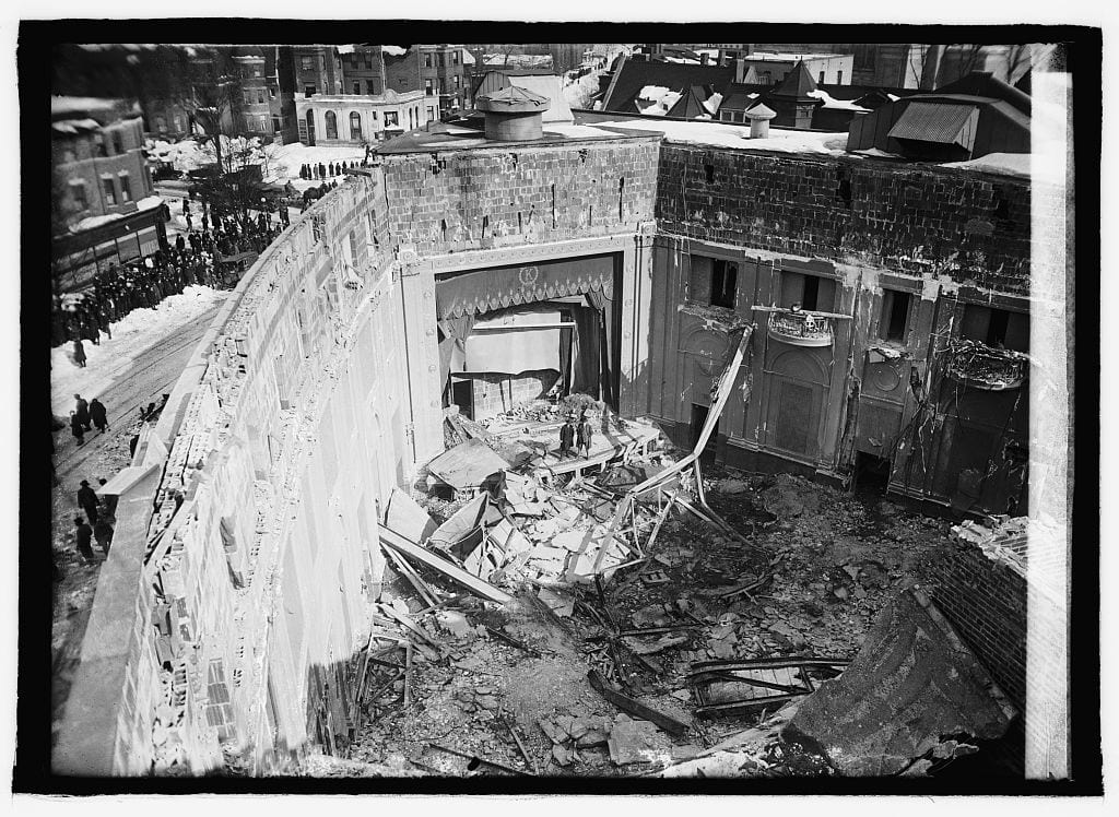 Knickerbocker Theater disaster