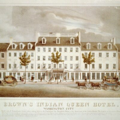 Brown's Indian Queen Hotel